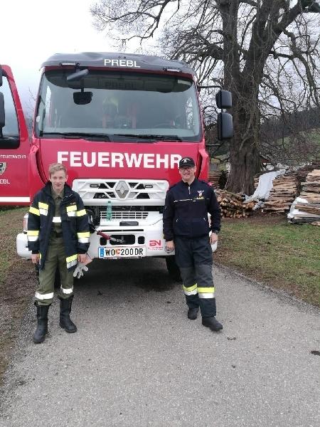 Brandsicherheitsdienst